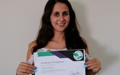 Cientista do InnovPlantProtect é Embaixadora do My Green Lab