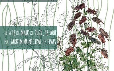 Dia Internacional do Fascínio das Plantas assinalado em Elvas no dia 18